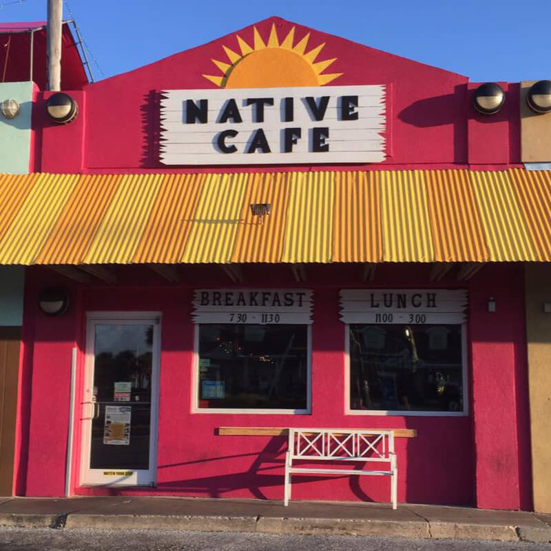Native Cafe - Breakfast Restaurant on Pensacola Beach